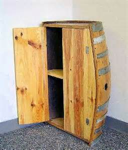 wine barrel furnishing