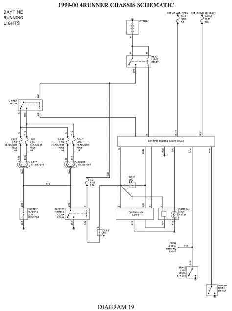 driving light wiring diagram hilux wiring diagram schemes
