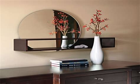 decorative bathroom mirrors and mirror designing tips decorative round wall mirrors bathroom shelf with mirror