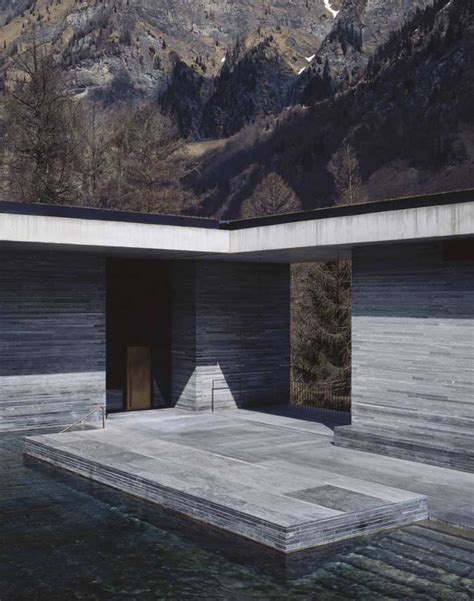peter zumthor buildings and peter zumthor architect buildings e architect