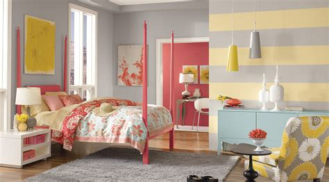 teenage room colors teen room color inspiration by sherwin williams