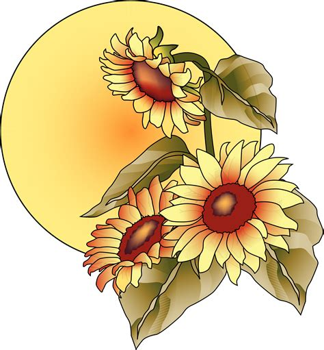 Flowers To Give - september clipart 2 cliparting com