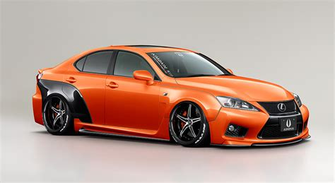 Lexus Isf Kit by Isf Kyoei Usa