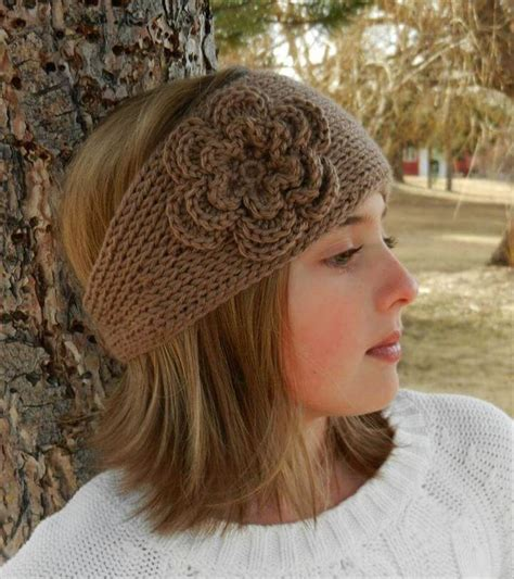 crochet flower headband pattern crochet and knit 32 crochet headband design ideas diy to make