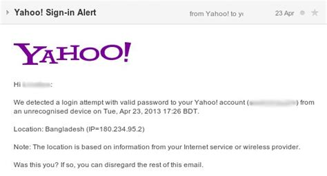 yahoo email update alert virus bulletin compromised yahoo accounts continue to