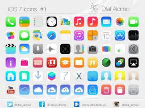 Iphone 5S [ ICON PACK ] iOS 7 | Android Development and ...