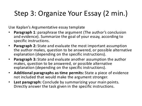 How To End A Persuasive Essay by Presentation Argumentative Essay