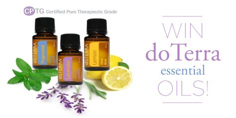 Essential Oil Giveaway - essential oils giveaway considering you
