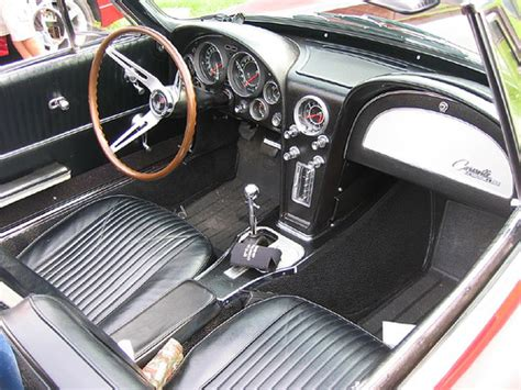 1964 Corvette Interior by 1964 Corvette Interior Flickr Photo