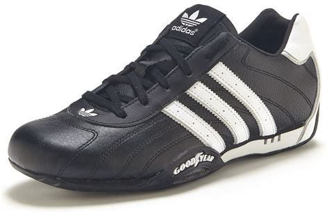 adidas goodyear trainers c adidas originals goodyear adi racer low trainers black