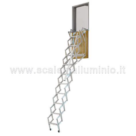 scale a scomparsa per soffitte scale retrattili per soffitte e sottotetti a parete 50 x 80