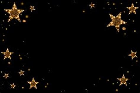 Black Themes Star | stars at edges of a black background photo free download