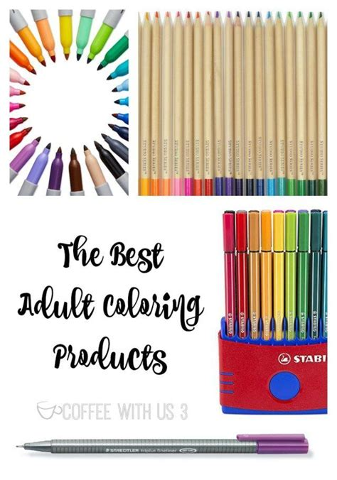 colored pencils or markers for coloring books 667 best images about everything coloring on