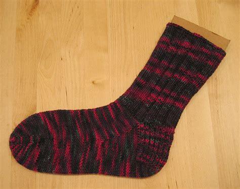 pattern toe up socks basic dk toe up sock knitting pattern pdf