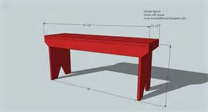 12 Inch Deep Bench Ana White 5 Board Bench Diy Projects