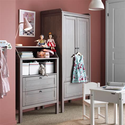 baby wardrobes ikea kids storage with sundvik wardrobe and chest of drawers
