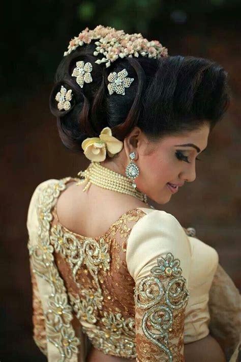 sri lankan hair style romaya brides modern kandyan style amazing jacket outfit