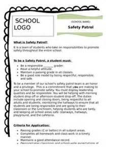 School Safety Essay by Aaa Elementary School Safety Patrol Belt School Safety And Elementary Schools