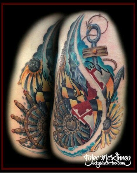 mckinney lucky bird md maryland tattoos