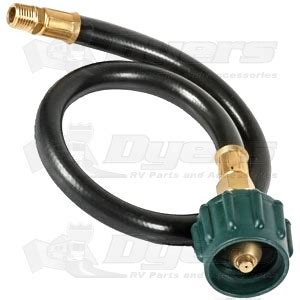 Pigtail Lpg camco 20 quot pigtail propane hose connector hoses pigtails lp gas rv appliances