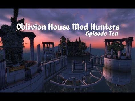 modded oblivion house