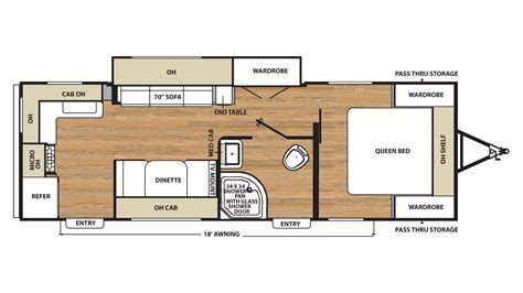 Catalina Rv Floor Plans | coachmen travel trailer floor plans floor matttroy