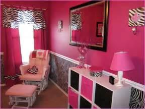 Pink And Zebra Bedroom Ideas Pink Zebra Room Decorating Ideas Home Design Ideas