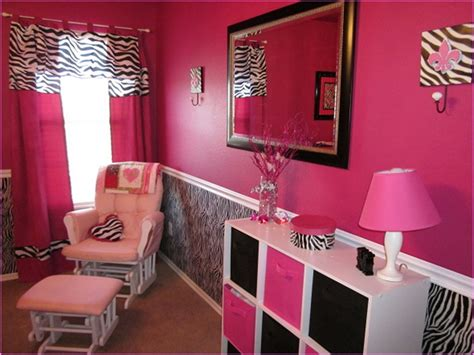 pink and zebra bedroom ideas pink zebra room decorating ideas home design ideas