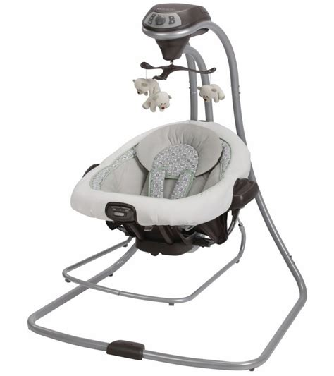 graco duetconnect swing bouncer graco duetconnect lx swing bouncer zander