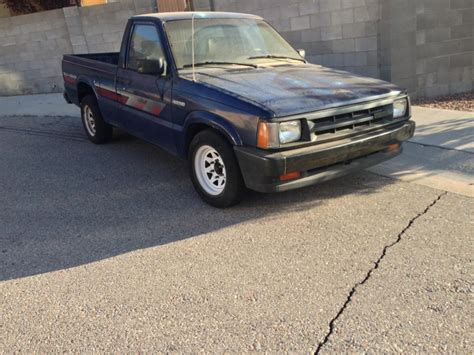 *For Sale* 1990 Mazda B2200   TrueStreetCars.com