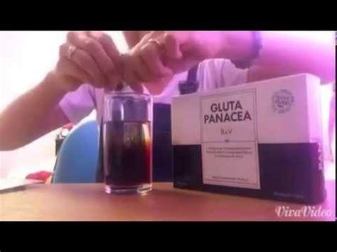 Standar Gluta Panacea noonakosmetik manfaat gluta panacea 081556444447