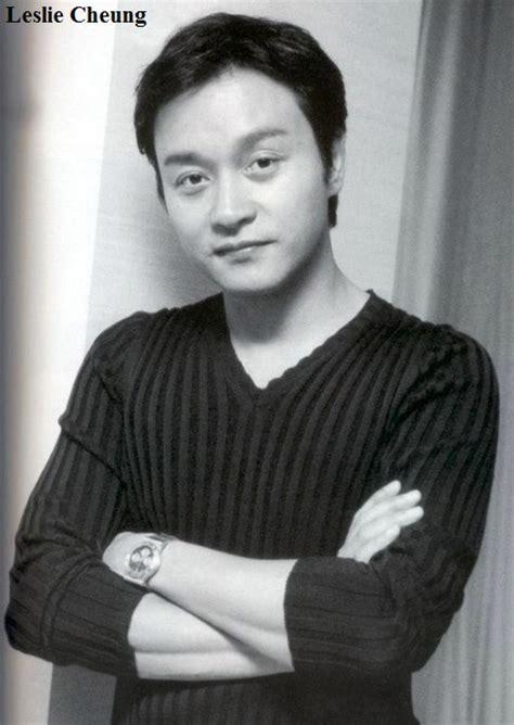 Christmas Films Leslie Cheung Actor Hong Kong Filmography