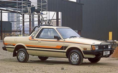 brat car classic car cultist subaru brat