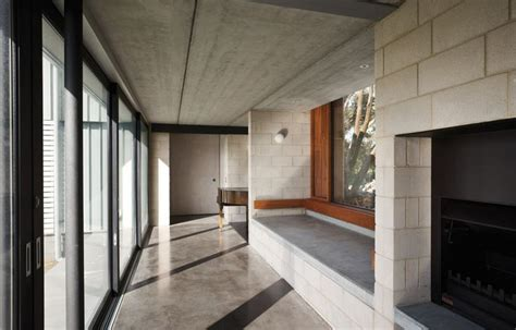 curlewis house  nmbw architects australia interior