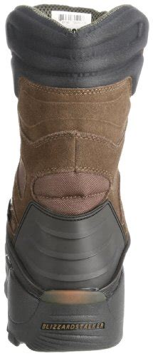 Leather Grip Lll rocky s blizzard stalker pro boot brown black