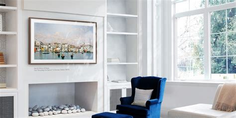 samsung store with quot the frame quot tv bring world class galleries in your space samsung uk