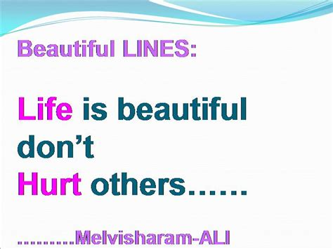 life is beautiful sms strong love sms hearty sms lot of