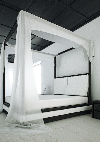 mazzali letti mazzali quot wind quot canopy bed il letto a baldacchino quot wind