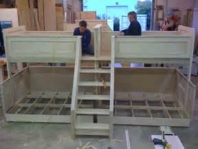 Sania twain quadruple bunk bed plans details