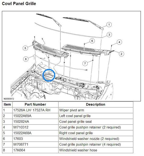 Where Is Cabin Filter Located by Cabin Air Filter Location 2015 F150 Cabin Free Engine
