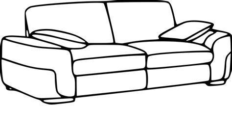 canapé facile à faire coloriage canap 233 224 imprimer