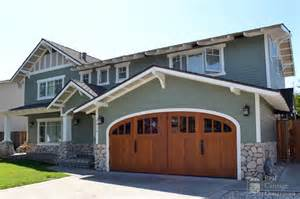 elliptical wood carriage garage doors traditional garage doors and openers by real