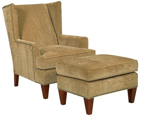 Accent Chair And Ottoman Broyhill Furniture Accent Chairs And Ottomans Contemporary Wing Chair And Ottoman With