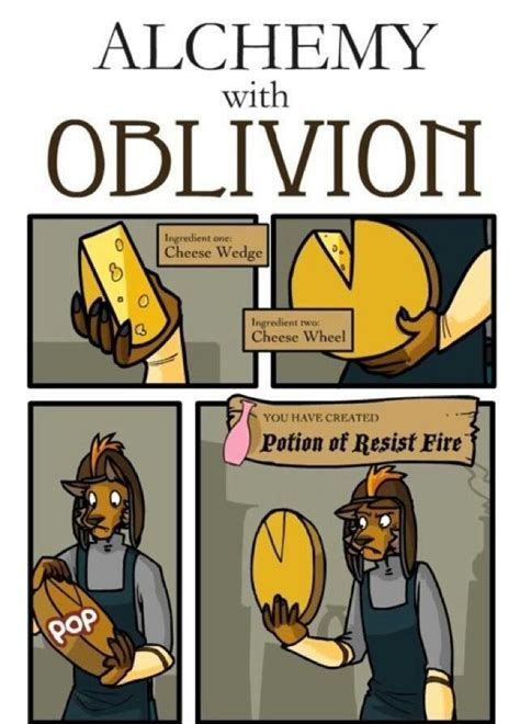 Oblivion Memes - oblivion logic meme by explosionz memedroid