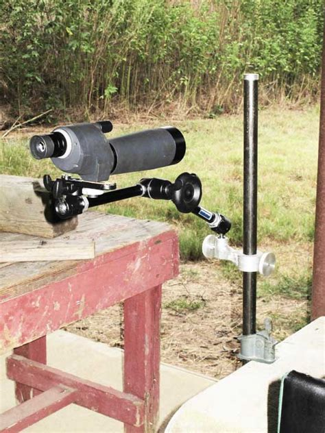 spotting scope bench mount spotting scope bench mount tales from the range air gun