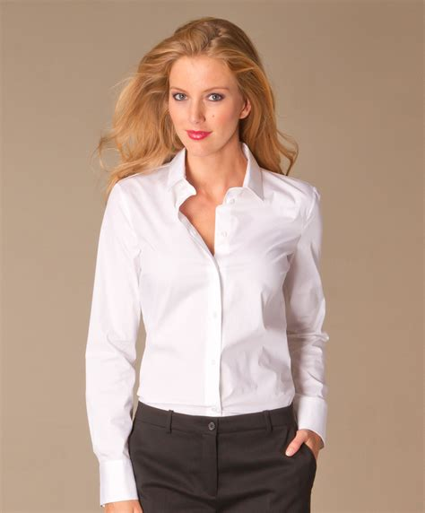 Azure Fashion Blouse Brina Navy shop the look stunning business look perfectly basics