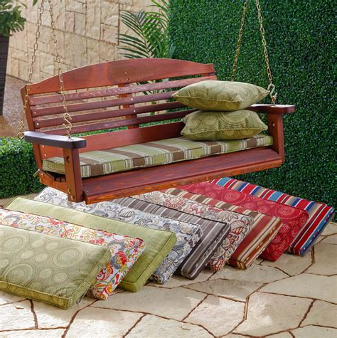 porch swing cushions 5ft porch swing cushions 5ft home design ideas
