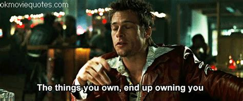 Things You Own top 28 great fight club quotes compilations quotes