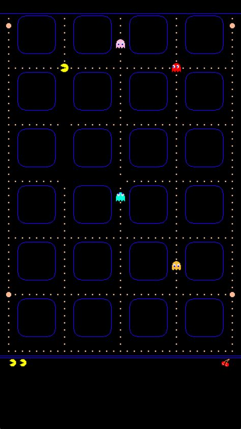 iphone  icon wallpaper pacman google search natalies