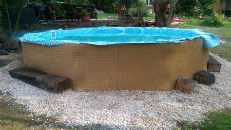 poolbau aus paletten alweco